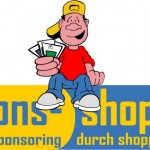 Werbecomics / Sponsshop